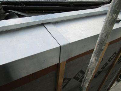 wir f hren alle erforderlichen blechnerarbeiten am dach im. Black Bedroom Furniture Sets. Home Design Ideas